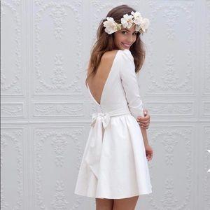 Dresses & Skirts - Cheap designer white dress NEW